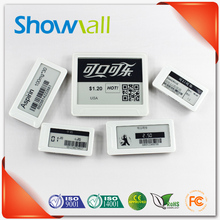 Multi-function esl supermarket e-ink label digital display price tag