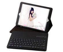 Removable Bluetooth 3.0 Keyboard Leather Case Wireless Leather Keyboard Case for iPad Pro 9.7