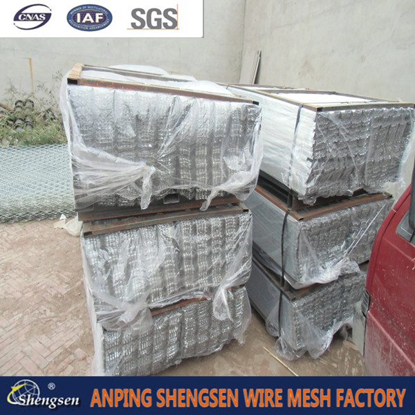 Anping High Ribbed Formwork/Expanded mesh lath