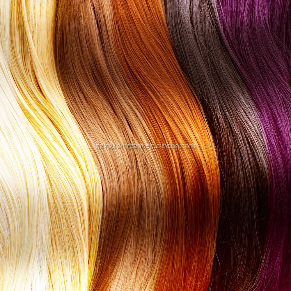 Professional hair beauty manufacturers natural organic hair dye for sell
