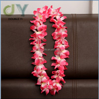customized/wholesale beautiful colorful performance party decoration flower wreath