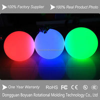 Buy Manufacture16 color changing round outdoor LED glow balls flos ...