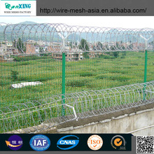 2015New product security fence net/zinc steel fence/high security fence netting for garden/community