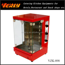 Glass cover Electric Middle East Grill for sale VZK-898