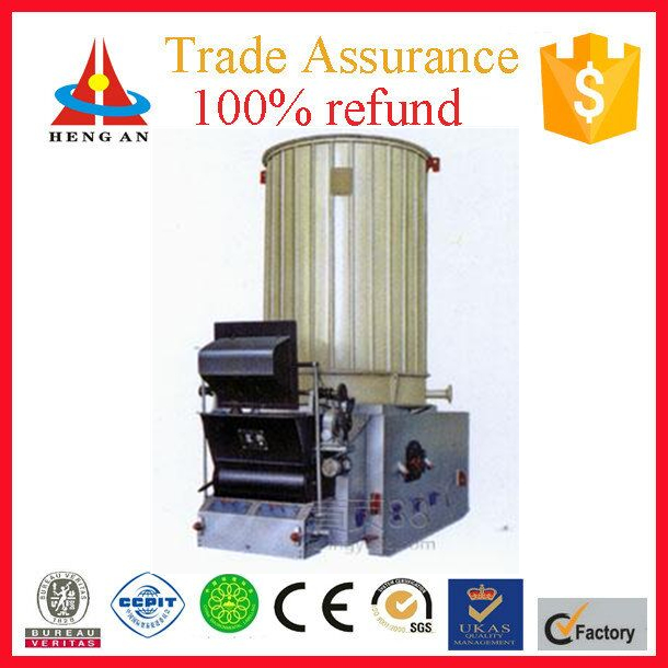 ISO certificate factory price coal wood pellet rice husk fired thermal oil boiler heating system
