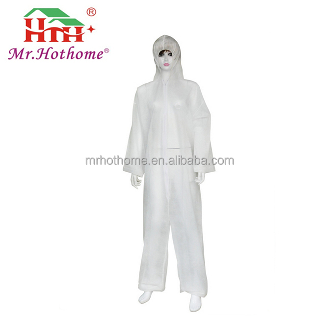 Disposable Nonwoven Coverall/Farm Use Non woven Protective Gown