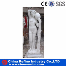 Marble Carved Female Nude Statue Marble Carvings