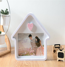 house style double picture Crafts Gifts Wedding photo Frame