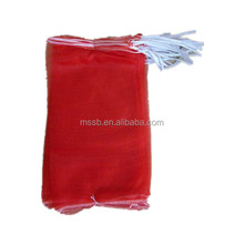HDPE monofilament food grade fishing net onion bag china pp mesh bag