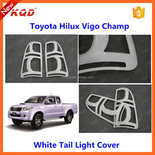 toyota hilux vigo spare parts white tail lamp cover tail light cover