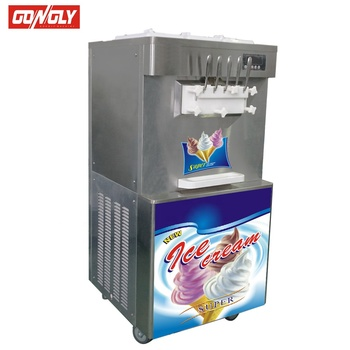 Industrial CE gongly brand ice cream machine