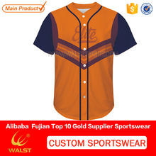 Promotional polyester baseball pullovers at factory price