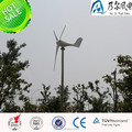 100w mirco wind turbine made in China