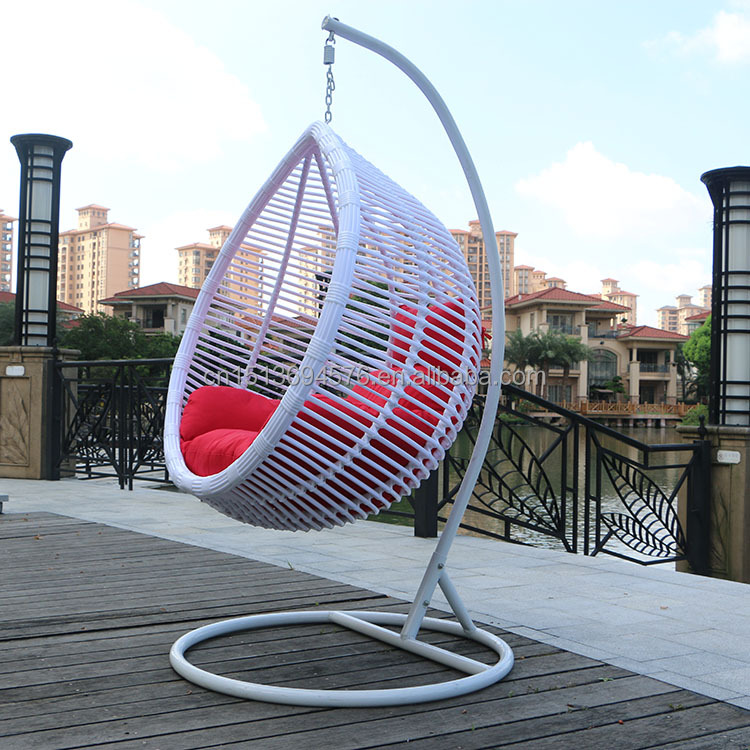 swing hanging chair luxury outdoor furniture
