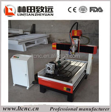 stepper motor 6090 small cnc router/3d cnc carving machine for wood, MDF, acrylic, stone