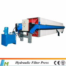 Automatic hydraulic coconut oil filter machine small pp plate filter press