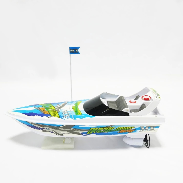hot summer selling large scale ship model remote control speed boat