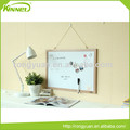 Magnetic dry erase hanging custom size classroom whiteboard