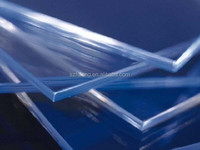 transparent solid pc sheet ,plastic polycarbonate plate