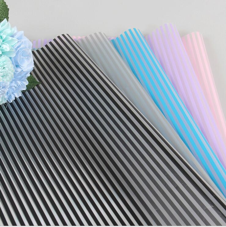 Pp material plastic cellophane flower wrapping paper with lines pp material plastic cellophane flower wrapping paper with lines buy flower wrapping papercellophane wrapping for flowerplastic wrapping paper product on mightylinksfo