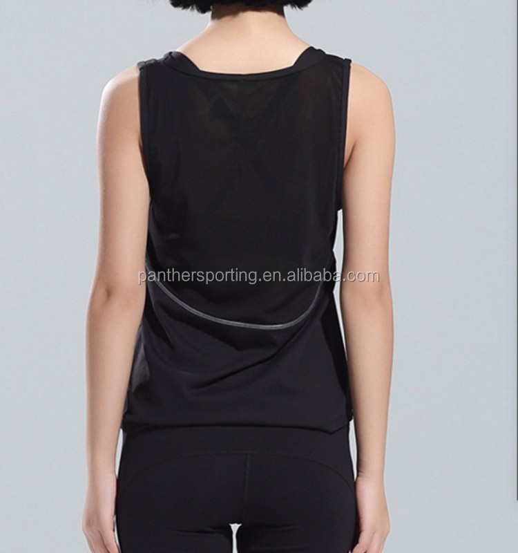 New Arrival Baseball And Softball Sports Workout Tank Top