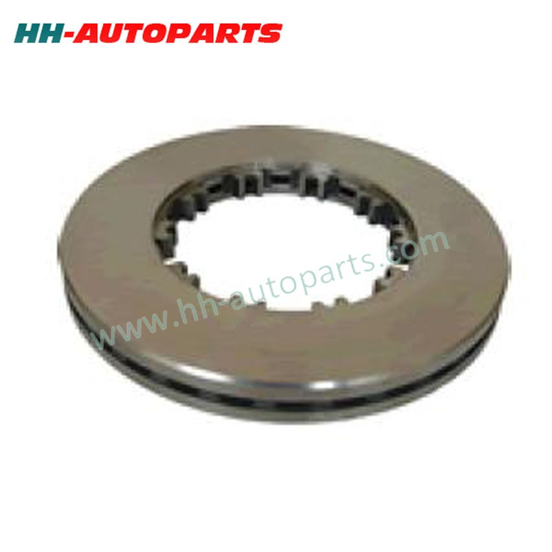 Chinese Supplier Truck Spare Parts 1387439, 1640561, 1387439, 1640561 for DAF Brake Disc