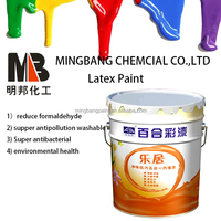 waterproof interior wall living room latex paint
