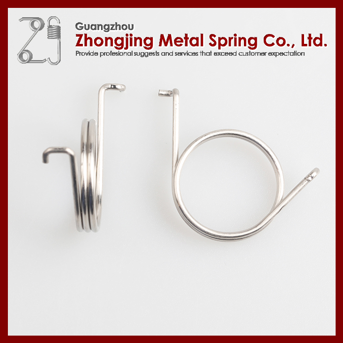 Hard wire torsion spring for industry with high quality