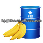 banana puree juice in Drums Manufacturers Supply Banana Puree juice