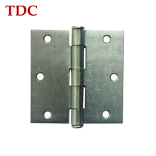 Free sample hardware fire rated door hinges