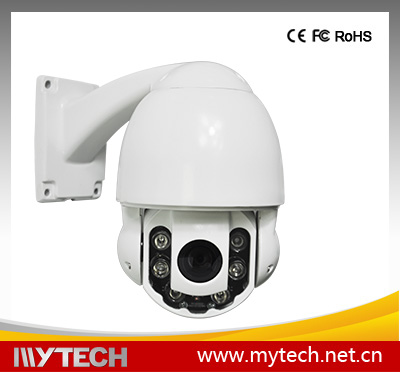 outdoor ip ptz wireless camera 10X mini dome camera