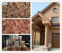 Cheap Bulk Granite paint color flakes architectural coating flakes