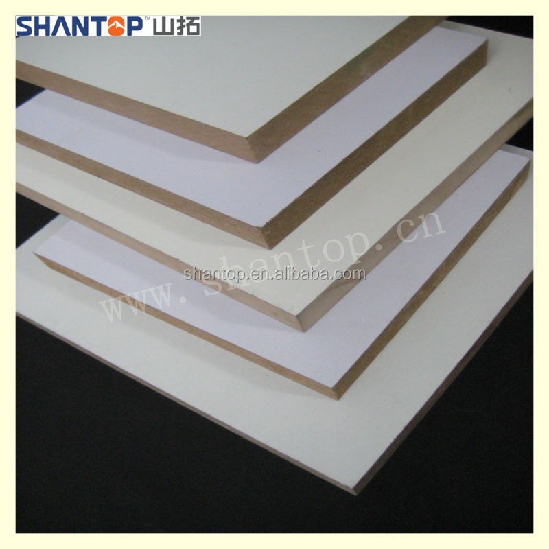 shantop melamine board with different colors