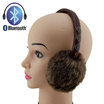 Wireless Bluetooth Headphones Over Ear, Headset with Microphone, Soft Earmuffs,