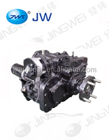 Electric vehicles transmission fit for 20Kw/380V/2000rpm AC motor engine