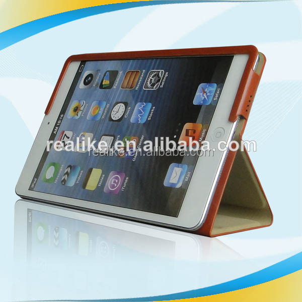foldable factory price holy bible leather case for ipad mini 2