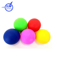 Silikon Erdnuss Doppel massage lacrosse ball