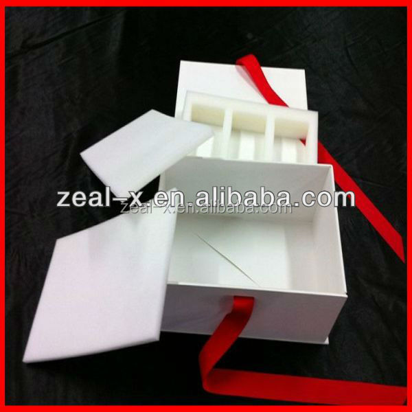 Custom Printing Folding Gift Boxes With Foam Insert Packing Electronic Products Wholesale Gifts Packing
