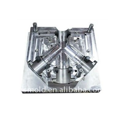 High Hech Injection Plastic Mould For Pipe And Tube Mould/Mold