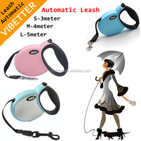 Automatic Dog Retractable Leash Manufacturers&Suppliers/Wholesale dog lead