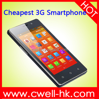 Low price smart mobile phone H-Mobile Mate S 4.0 inch 3G Android 4.4 wholesale cell phone