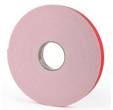 1.4cmx3m White PE Foam Double Sided Tape Strong Adhesive