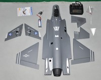DIY rc airplane aeromodelling toy F35