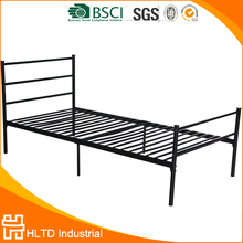 Metal bed wrought iron bed Nature inspired Eden Isle Bed with asymmetrical iron branches and hand forged leaves