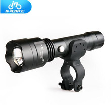 INBIKE Bike Light Water Resistant Flashlight T6 Wick Zoom Bicycle Lights