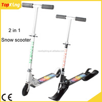chinese snowmobiles snow tube scooter snow scooter for kids