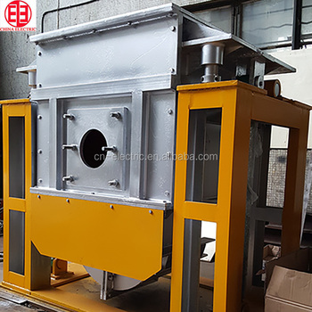 Supply Copper Smelting Furnace and cored Induction melting copper furnace