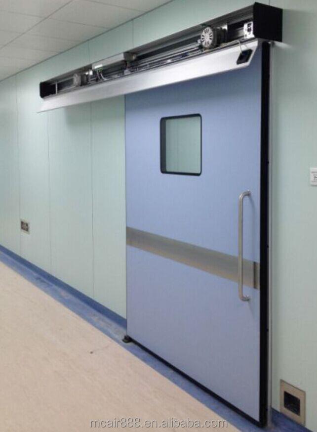 automatique porte coulissante herm tique pour l 39 h pital et salle blanche portes id de produit. Black Bedroom Furniture Sets. Home Design Ideas