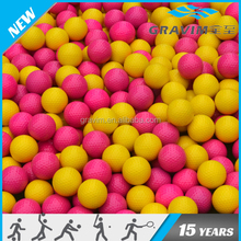 2pcs training golf ball soft surface