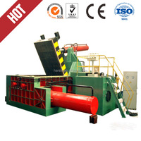 CE CERTIFICATE Y81 series waste metal packaging machine Hydraulic scrap metal baler